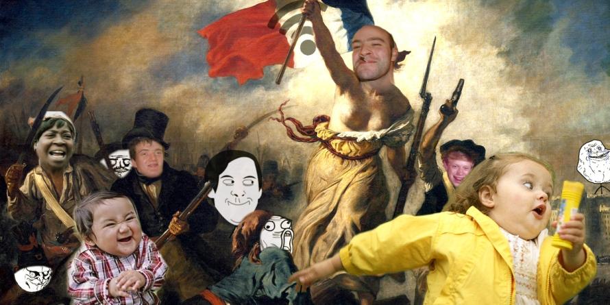 La Revolución de los Memes. @dansavedra